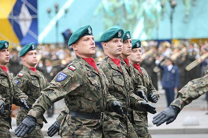 ПолитНавигатор, польские военные