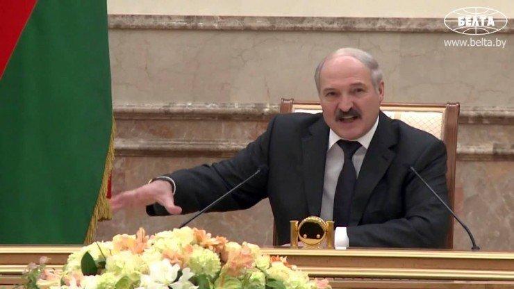 Лукашенко о причинах развала Украины