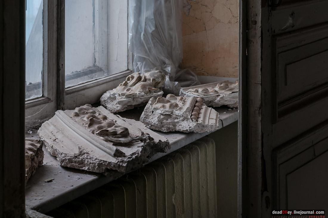 усадьба, палаты Пожарского, дом Ростопчиных и Денисова Орлова, ул. Большая Лубянка д.14