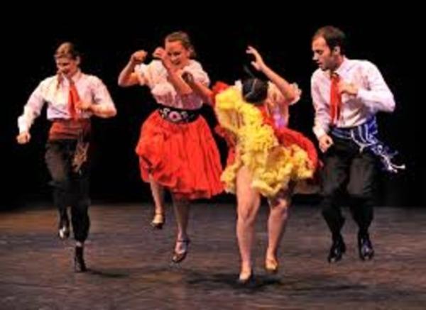 Танцы метисов