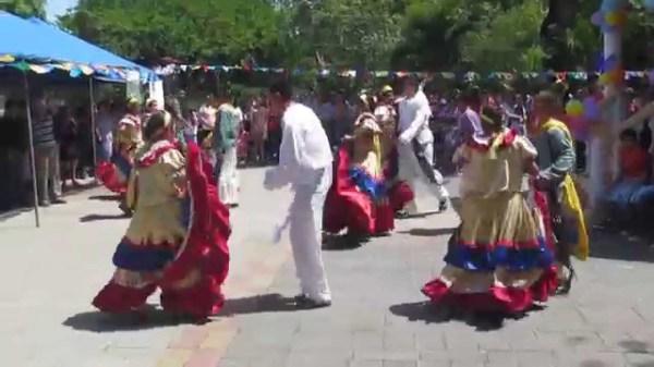 Центральноамериканские танцы