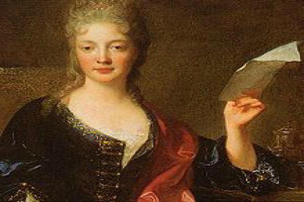 Мадемуазель де Лафонтен