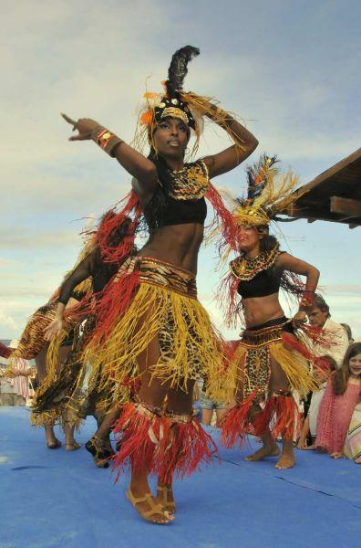 Африканские народные танцы