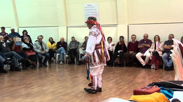 Румынский танец сирба