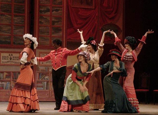 Сарсуэла - испанский театральный жанр