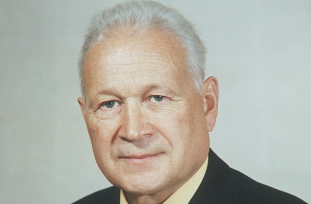 Владимир Челомей, 1975 год. Фото: Валентин Чердинцев / Фотохроника ТАСС