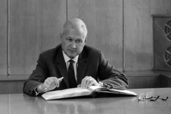 Владимир Николаевич Челомей