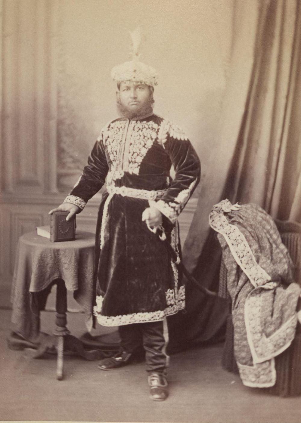 Albom fotografii indiiskih vzgliadov liudei 10