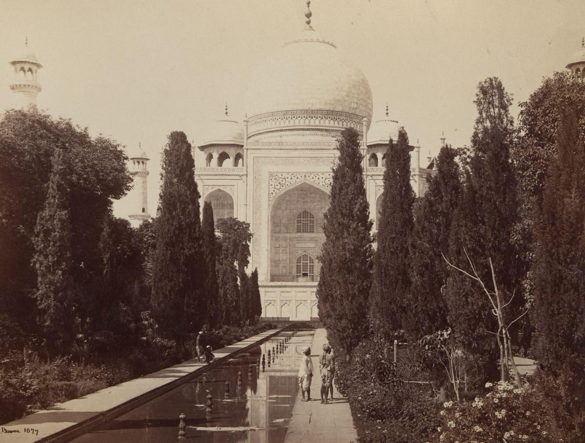 Albom fotografii indiiskoi arhitektury vzgliadov liudei 35