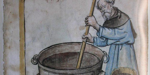Заблуждения о Средневековье: вода тогда была такая грязная, что людям приходилось пить только пиво и вино