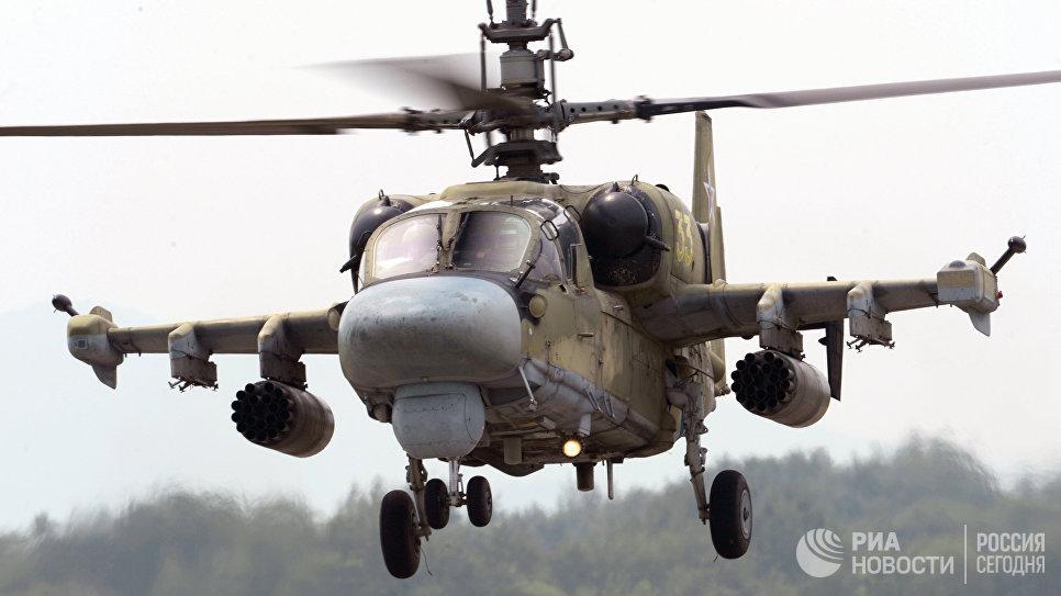 «Вертушка» с норовом: зачем ВКС России понадобился быстрый боевой вертолет