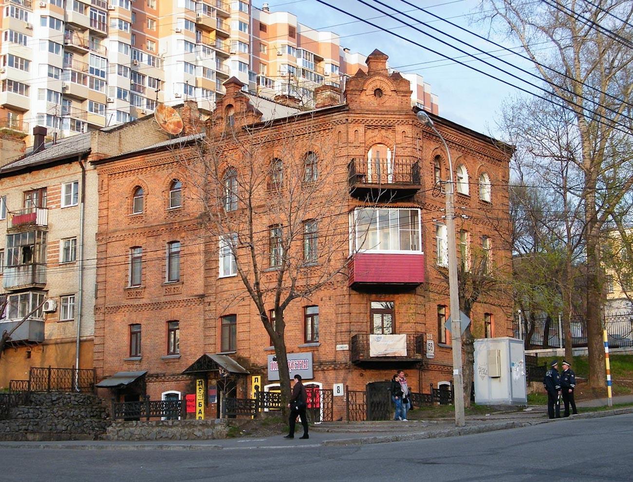 Дом купца Тифонтая в Хабаровске