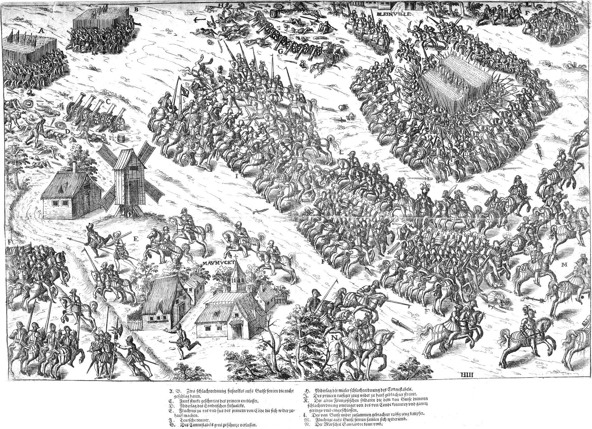 Сражение при Дре.