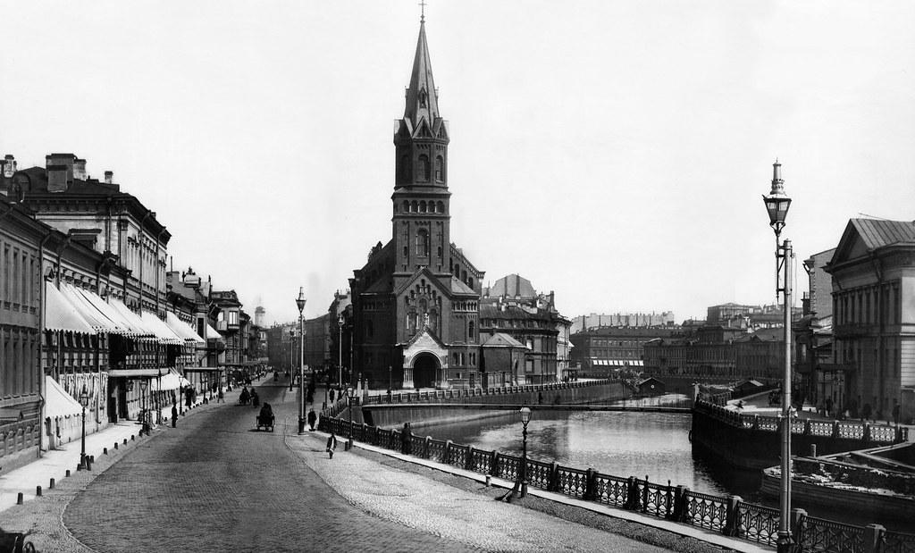Реформатская церковь. 1890-е