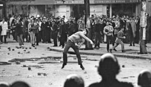 Студенческие волнения во Франции, 1968 г.