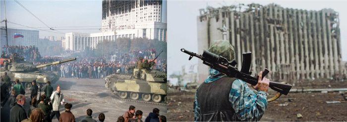 Война холодная, а кровь горячая. Гражданская в обнимку с Мировой