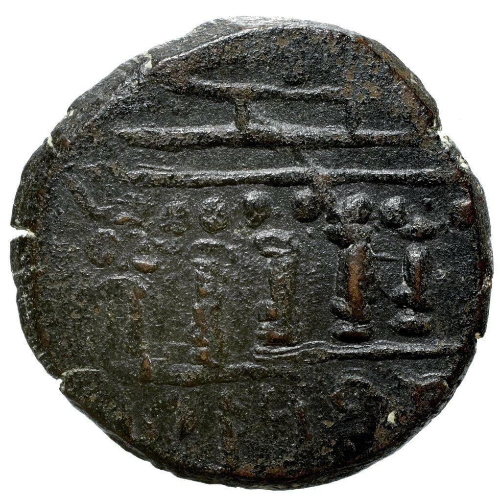 Сабрата. Бронзовые монеты городской чеканки