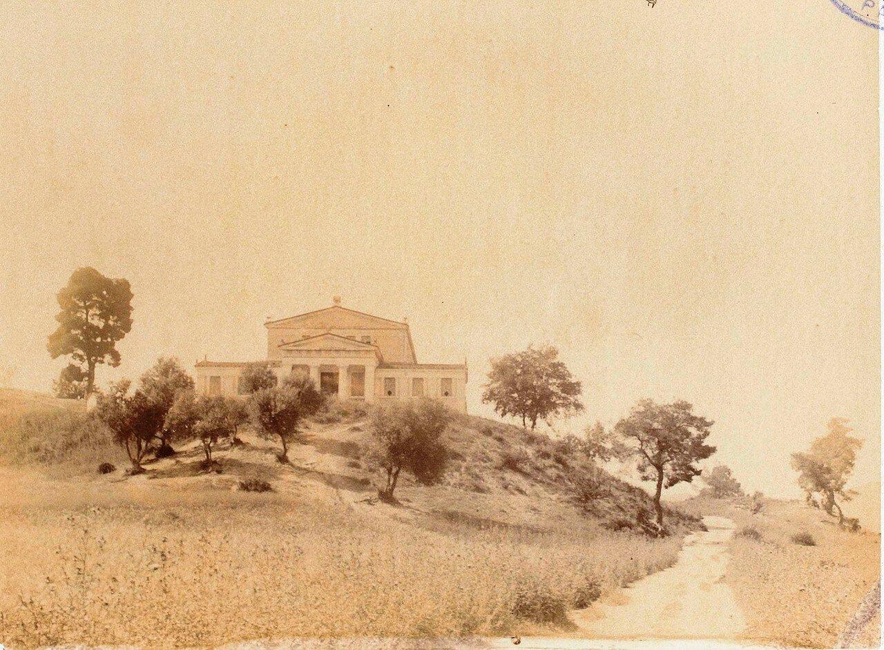 Здание Музея. 1892