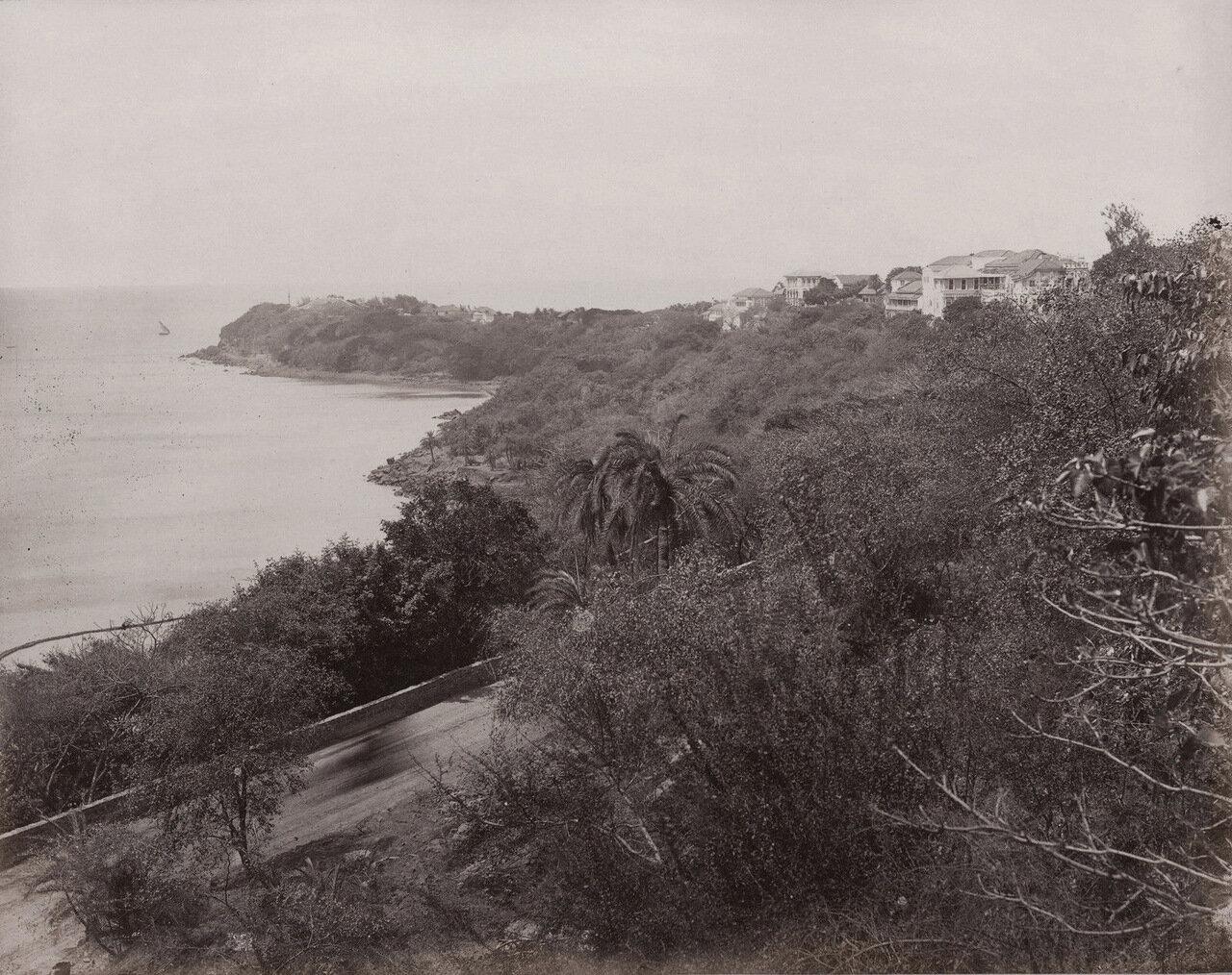 Море неподалеку от Бомбея. 1880