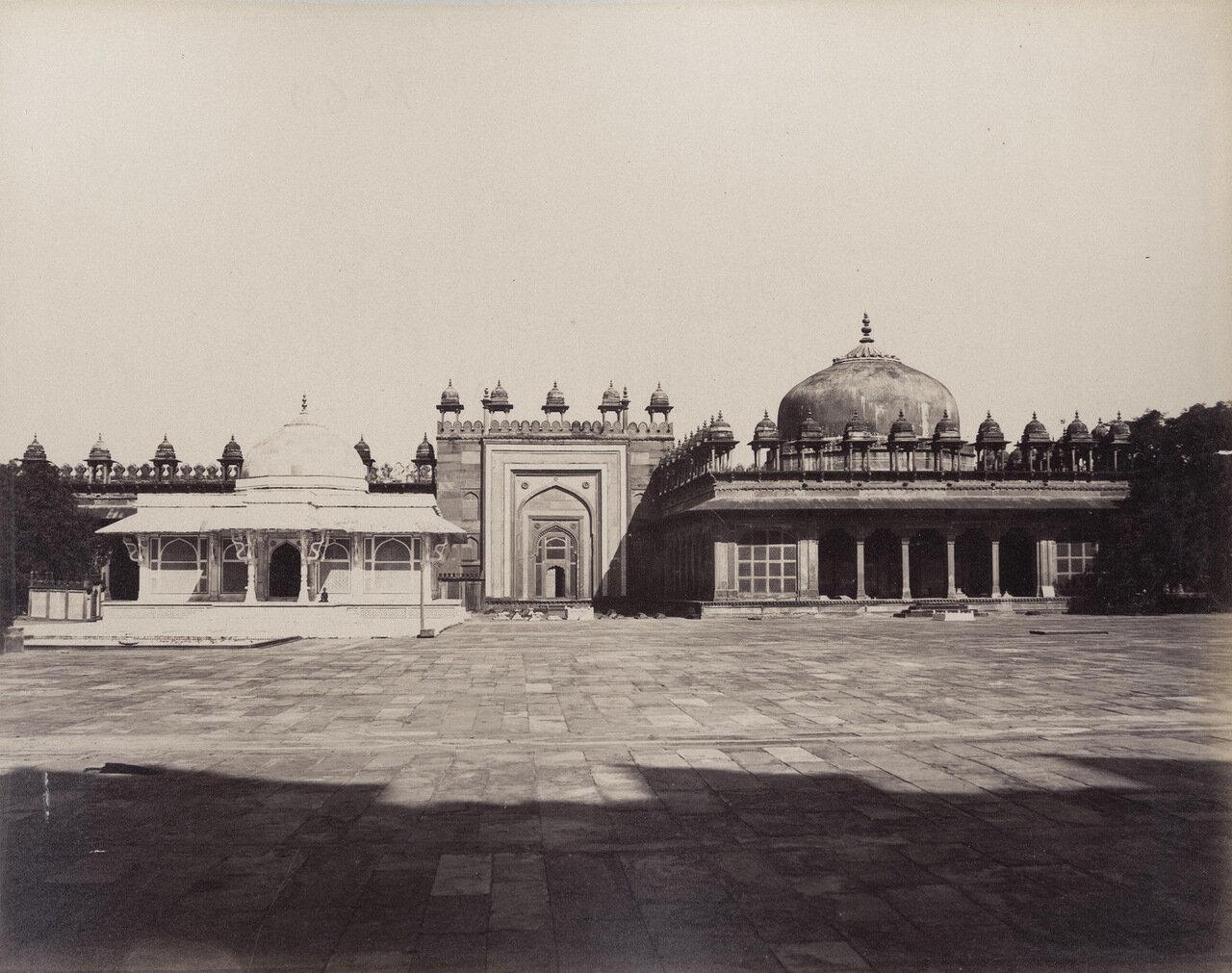 Фатехпур Сикри. 1880