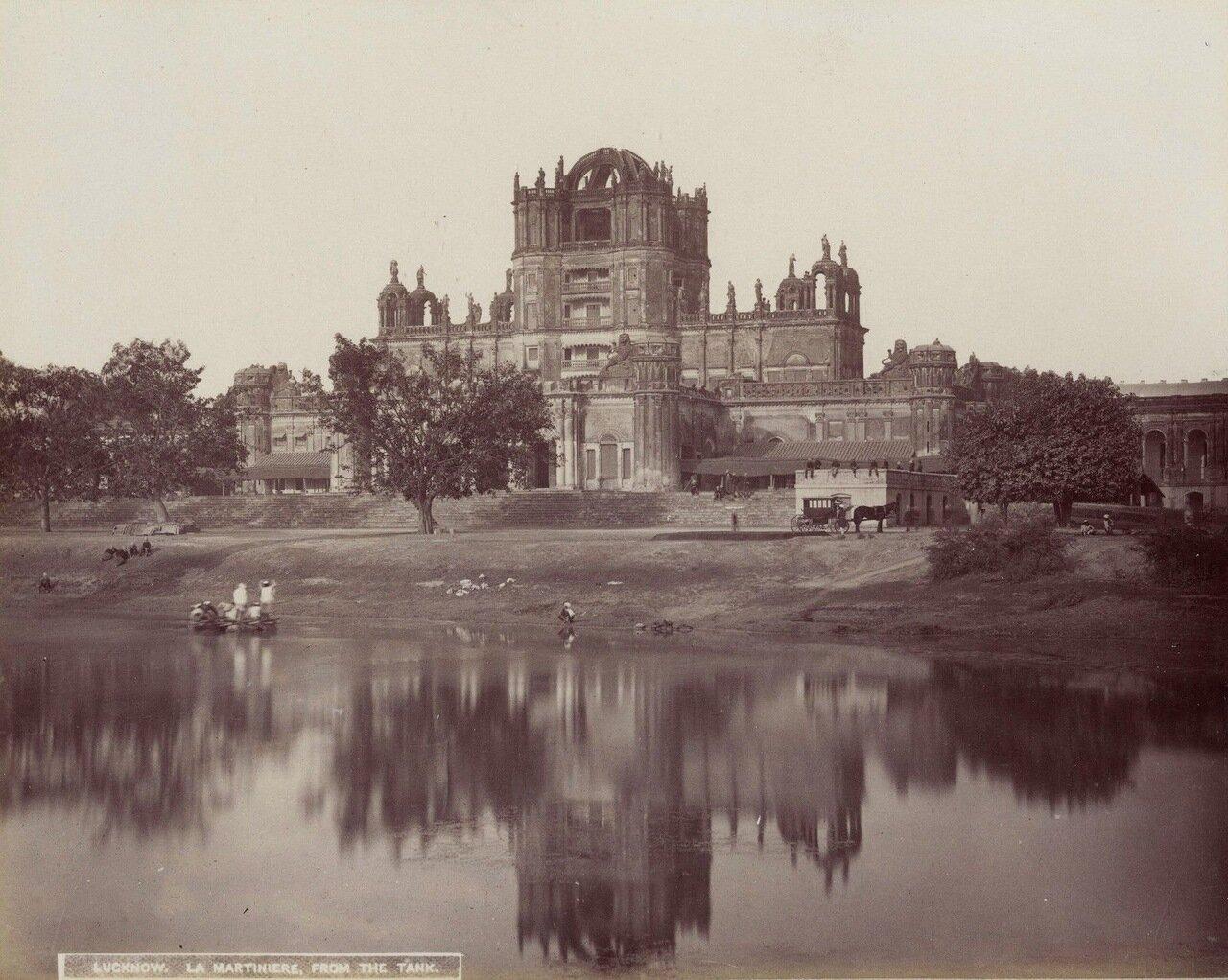 Лакхнау. Ла Мартиниере. 1880