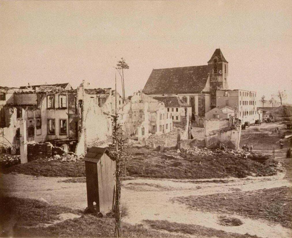 Церковь Сен-Орели