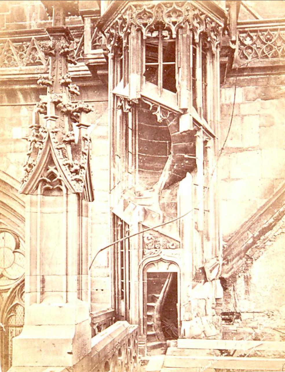 Собор. Лестница