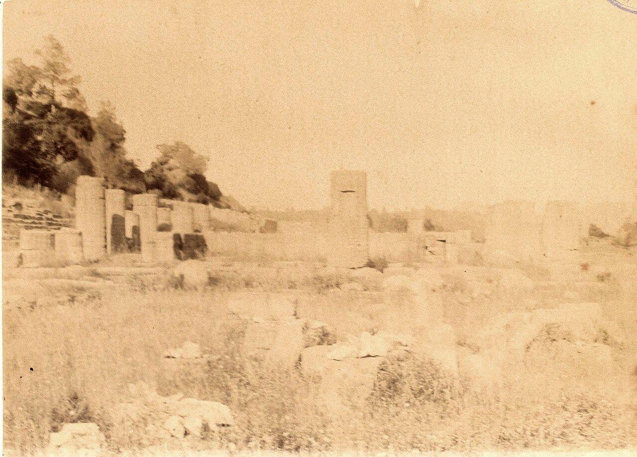 Храм Таксиархис. 1892