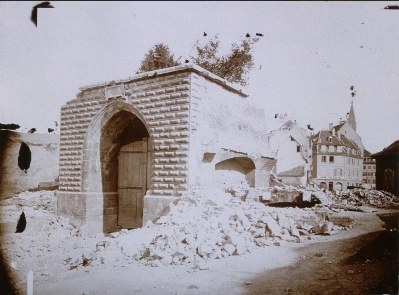 Ворота Аустерлица