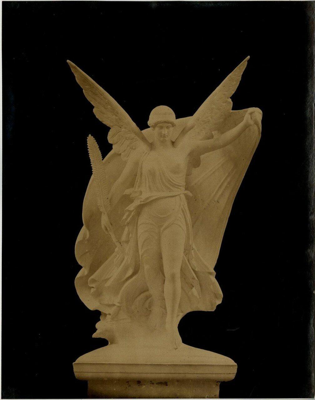 Музей. Статуя Ники. 1892