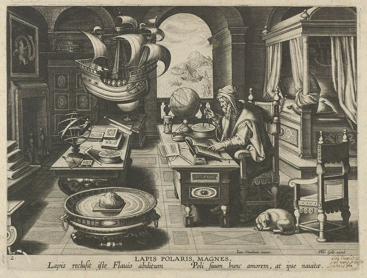 1280px-New_Inventions_of_Modern_Times_-Nova_Reperta-,_The_Invention_of_the_Compass,_plate_2_MET_DP841121.jpg