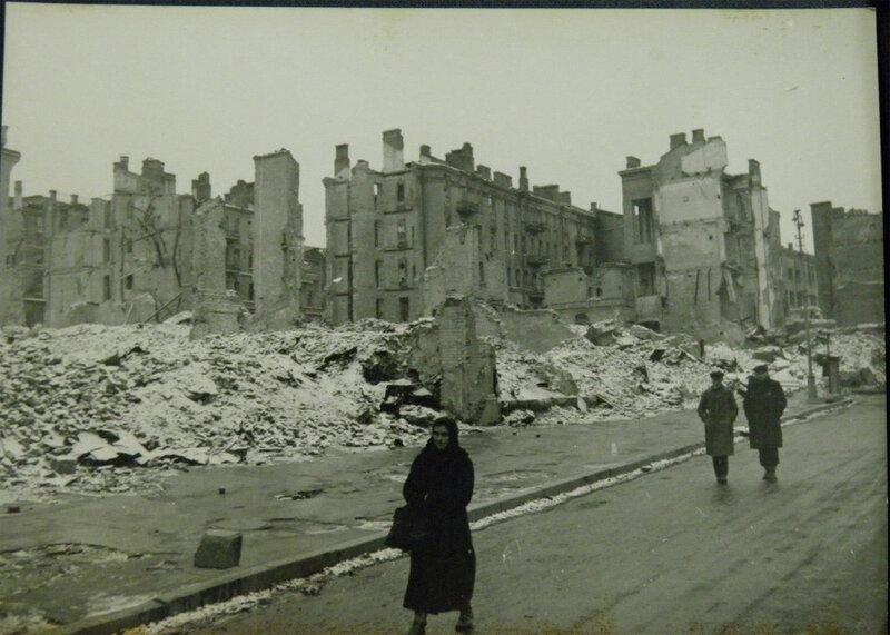 Руины бывшей гостиницы