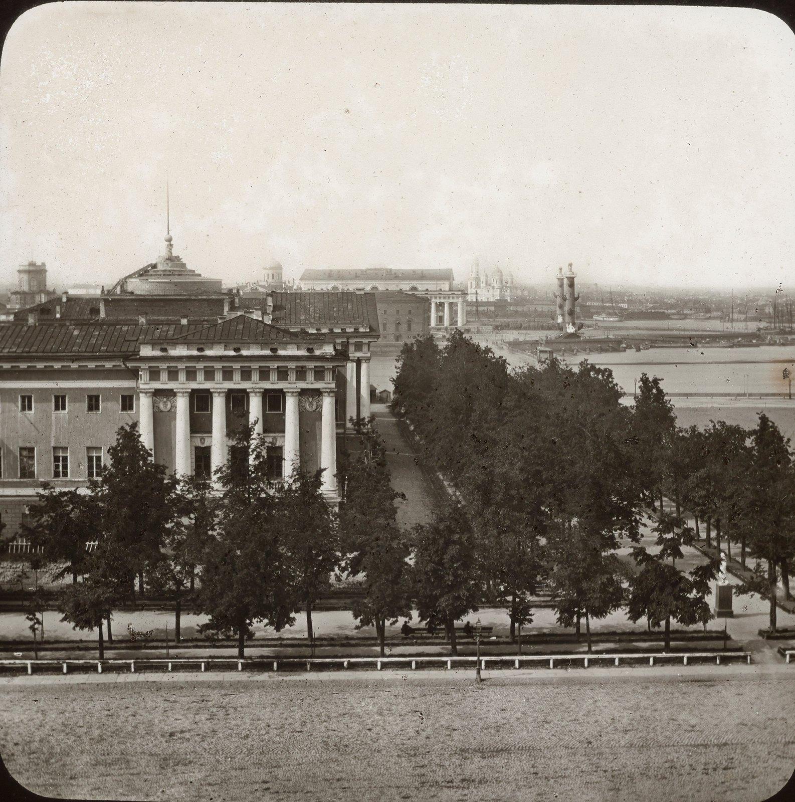 Санкт-Петербург. Адмиралтейство