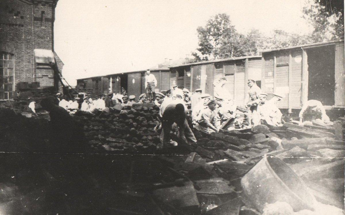 1919. Первый субботник