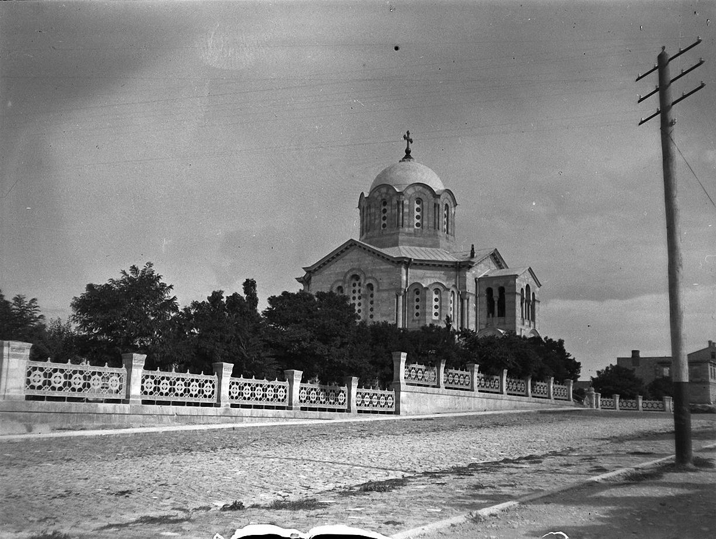 1897. Севастополь. Свято-Владимирский собор