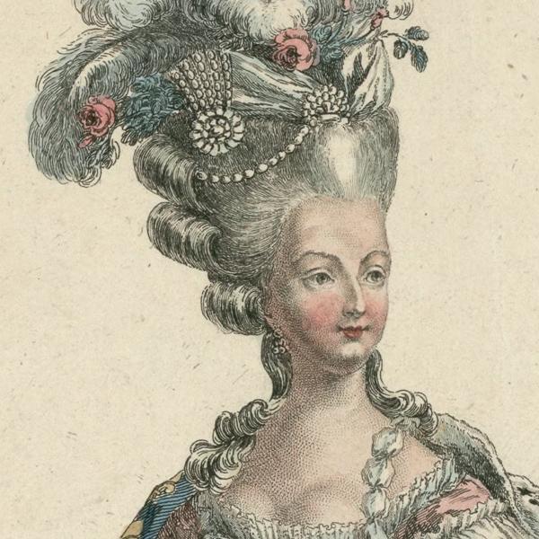 Французская королева Мария Антуанетта. / Фото: vseznatok.ru