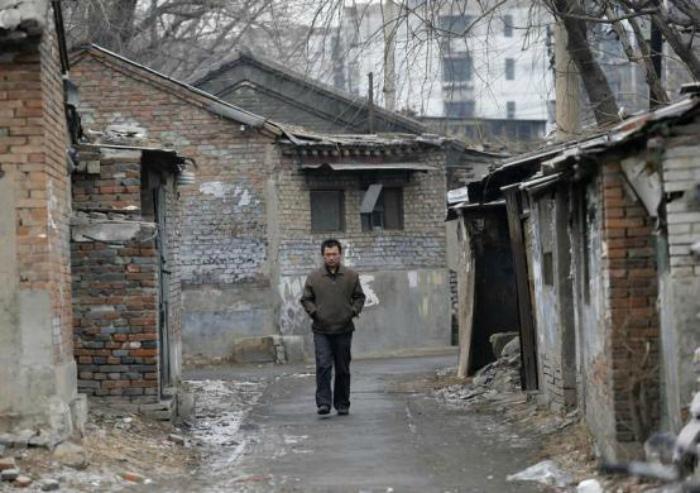 Бедность в Китае. | Фото: vg-saveliev - LiveJournal.