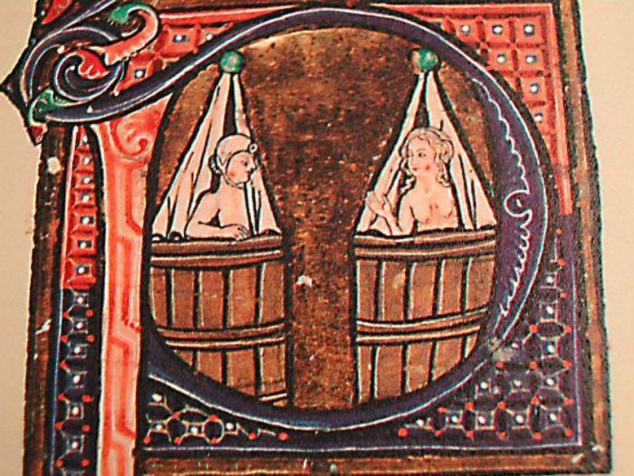 Церковь боролась с проституцией, а не с банями. /Фото: livejournal.com.