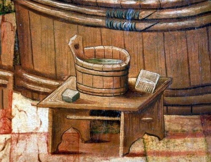 Было даже примитивное мыло, похоже на современное хозяйственное. /Фото: k-ur.ru.