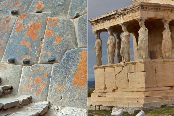 Ученые утверждают, что наконец-то узнали, как древние люди умудрялись перемещать каменные глыбы и возводить огромные храмы.