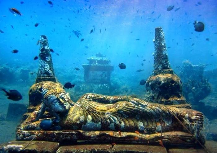 Исследования индийской Атлантиды должна раскрыть её секреты. /Фото: medium.com