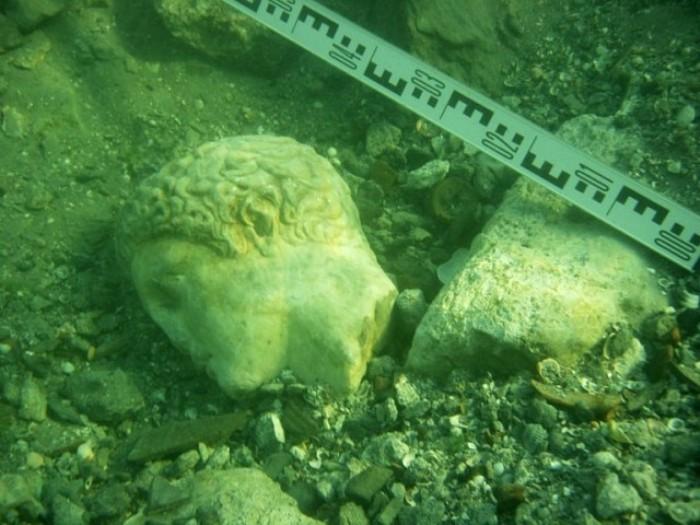 Азовское море оказалось полно античных сюрпризов. /Фото: ok.ru