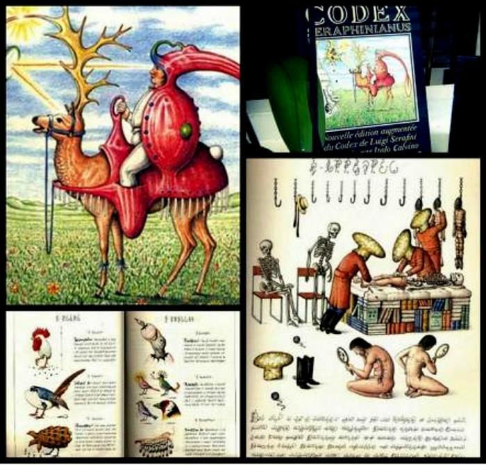 Загадочный кодекс итальянского художника. /Фото: redlike.club
