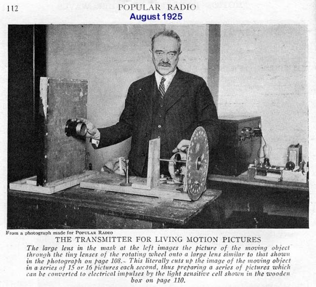 Журнал Популярное Радио за 1925 год