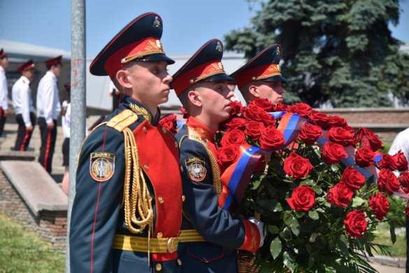 Мы должны воплотить в жизнь то, что не успел Захарченко, — глава ДНР (ФОТО, ВИДЕО) | Русская весна