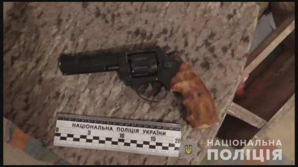 60-летний мужчина открыл огонь по полицейским под Одессой (ФОТО, ВИДЕО)   Русская весна