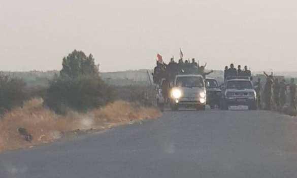 СРОЧНО: Сирия перебрасывает войска дляотражения турецкой агрессии (+ФОТО)   Русская весна