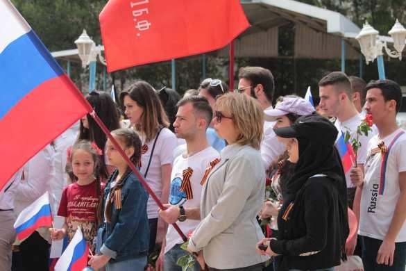 Сирия: «Бессмертный полк» прошёл по улицамАлеппо (ФОТО)   Русская весна