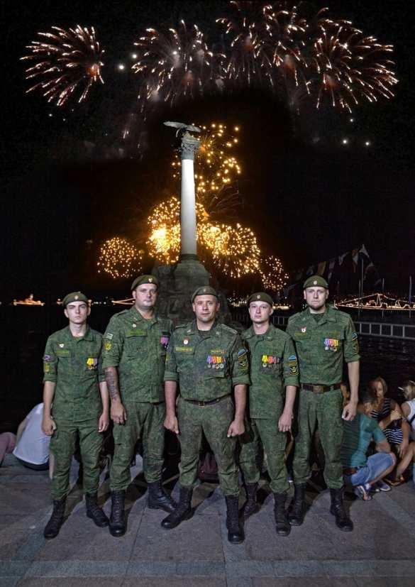 «Нас миллионы русских!»— «Новороссия» покоряетКрым (ФОТО, ВИДЕО) | Русская весна