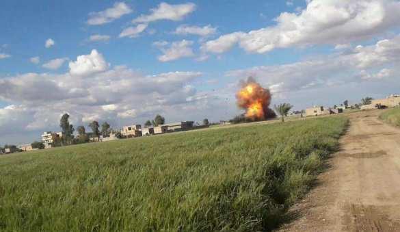 Сирия: Боевики ИГИЛ открыли охоту на военных США (ФОТО) | Русская весна